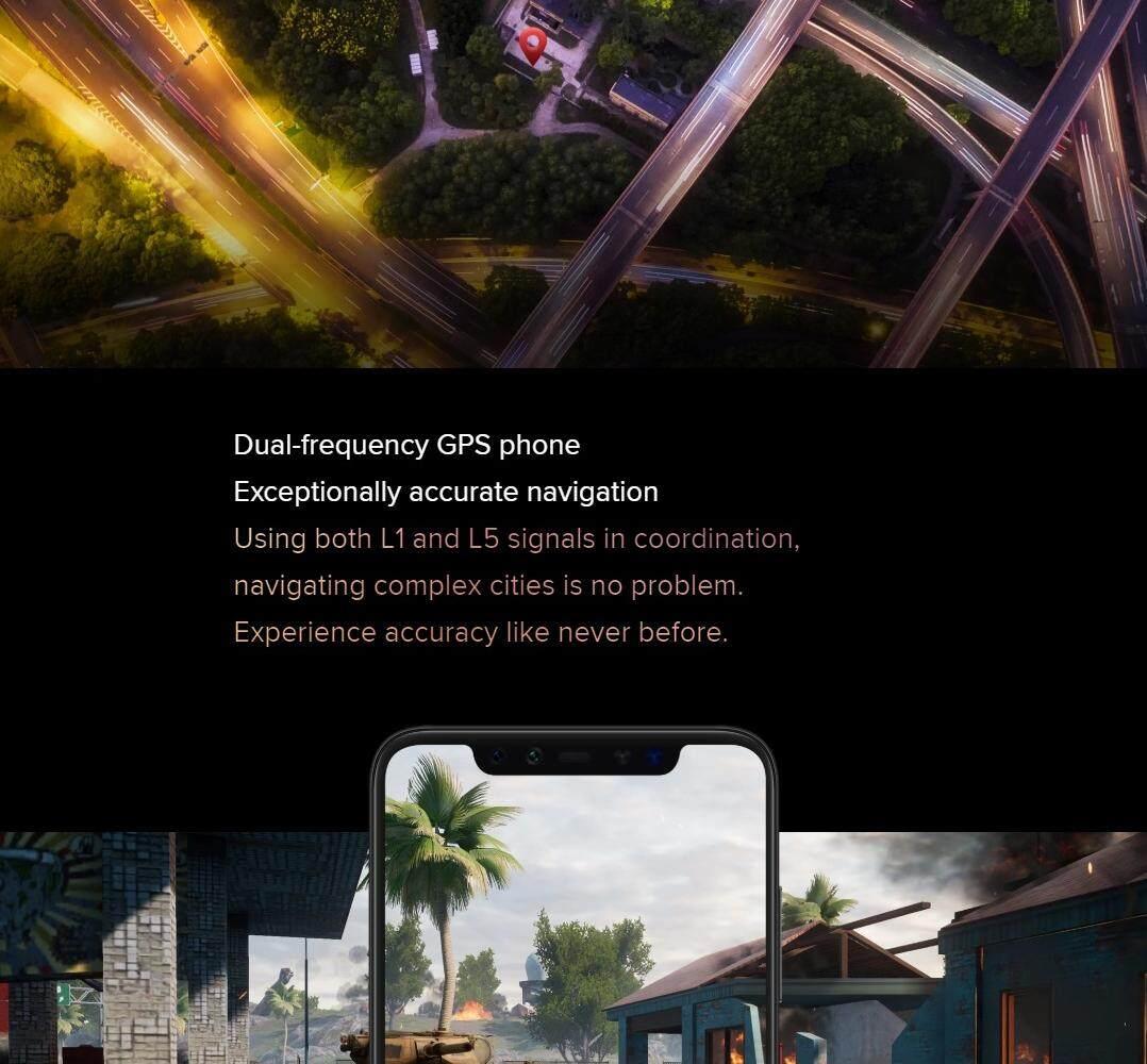 Xiaomi Mi 8 Pro (8GB RAM 128GB ROM) Transparent Titanium - Original Mi  Malaysia