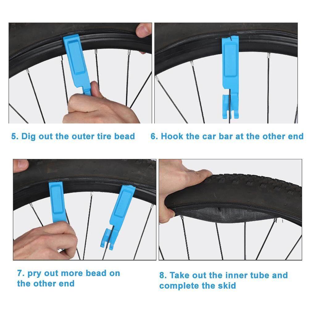 1 Lốp Xe Bật Nắp Dễ Dàng Hoạt Động Không Mệt Mỏi Xe Đạp Đi Xe Đạp Tháo Lắp Đa Năng Loại Bỏ Xe Đạp Sửa Chữa Dây Chuyền Cắt Từ Mất Tích liên Kết LEVER