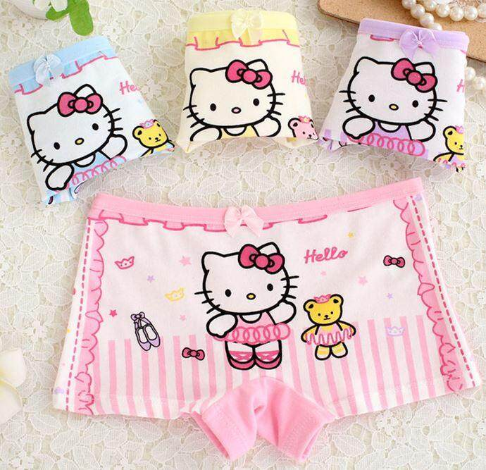 Kids Girl Panties - Hello Kitty