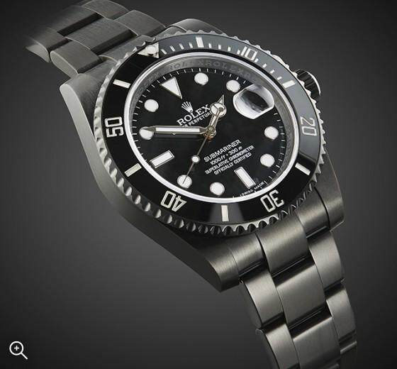 SUB-MARINER TOP AUTOMATIC COLLECTION MEN WATCHES