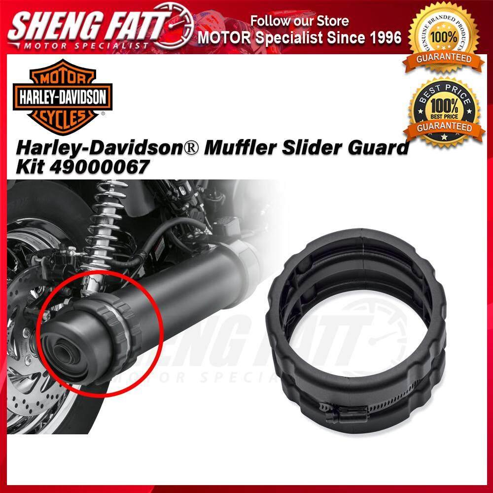 Harley-Davidson® Street™ Family Muffler Slider Guard Kit 49000067