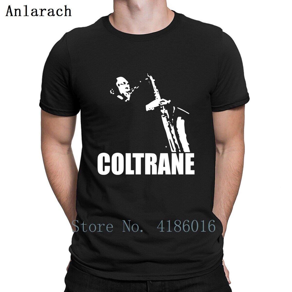 Coltrane T Áo Cotton Thời trang mới Cổ tròn Thiết kế dễ thương Xuân Thu Tiêu chuẩn Áo sơ mi áo thun nữ Bông