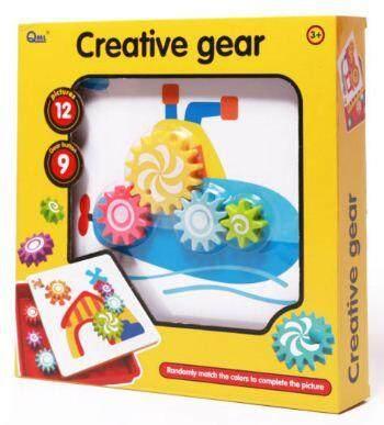 [All4kids] Creative Gear