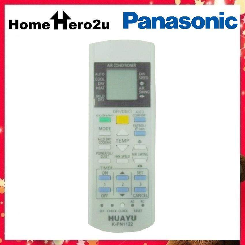 Panasonic Universal Air Conditioner Remote Control Replacement - Homehero2u