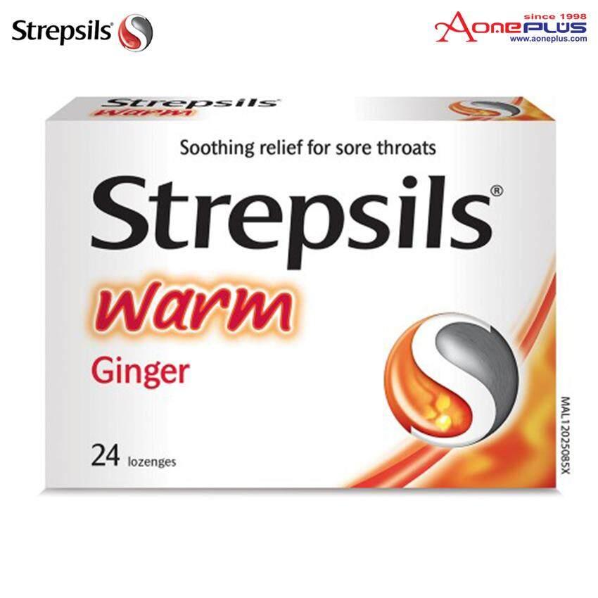 Strepsils Warm 24\'s