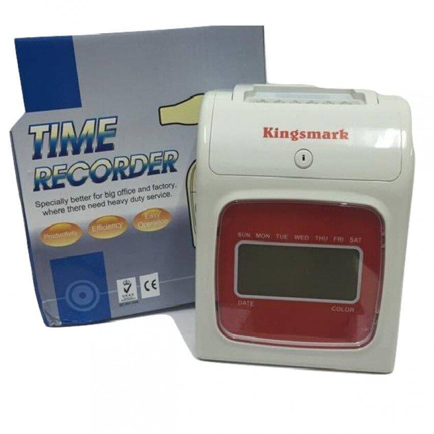 Digital Time Recorder Punch Card Machine