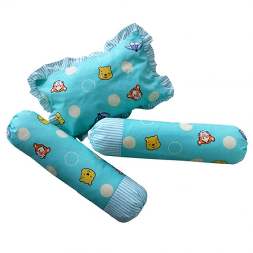 Disney Baby 3pc Pillow & Bolster Set