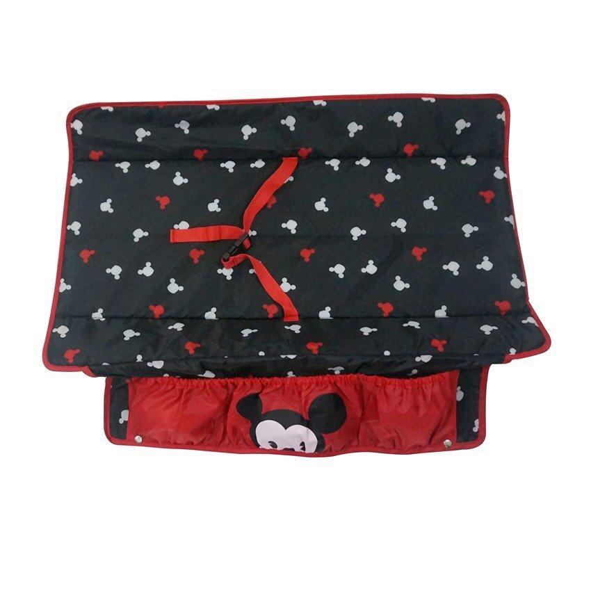 Disney Cuties Playpen Diaper Change - Red Colour