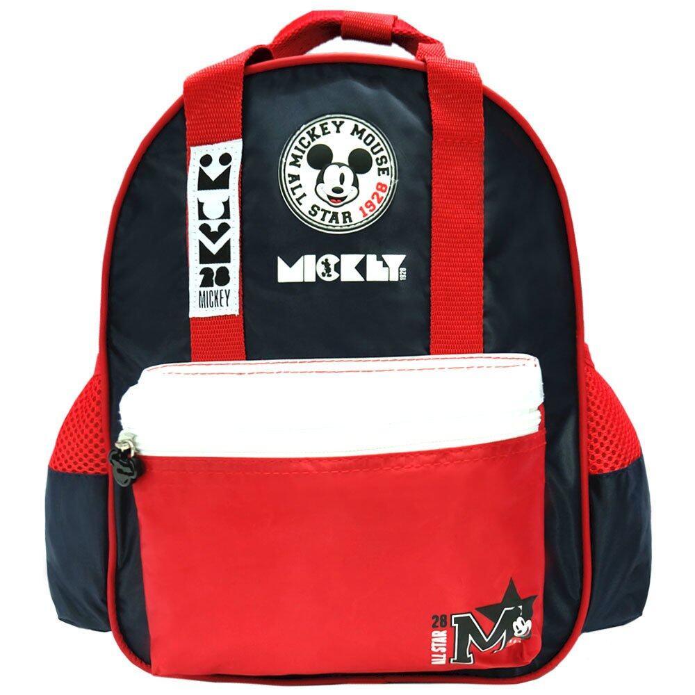 Disney DRK1516-Mickey 12 Inch Toddler Bag