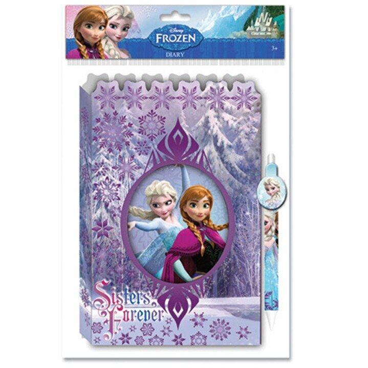 Disney Frozen Diary Set