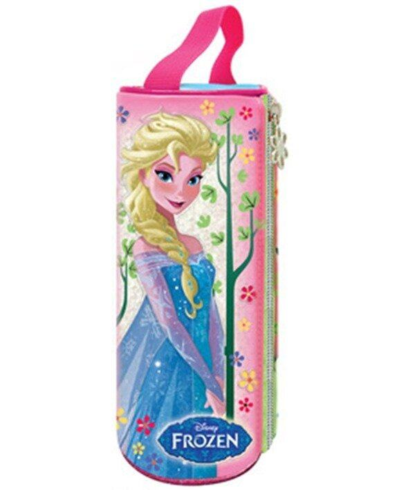 Disney Frozen Round Pencil Bag