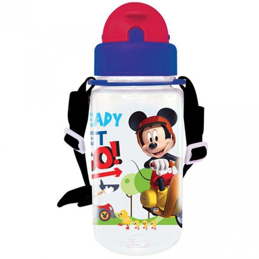 Disney Mickey 350ML Tritan Bottle - Blue Colour