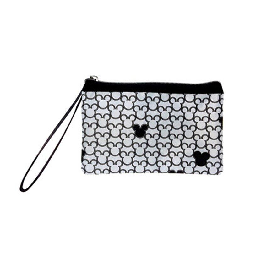Disney Mickey Adult Hand Pouch - White Colour