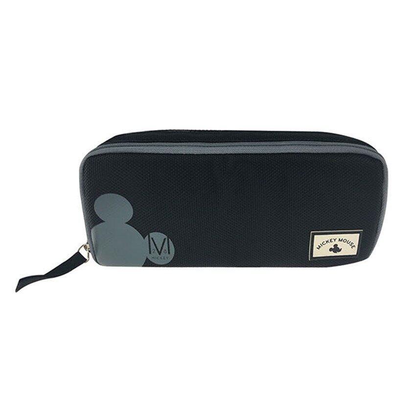 Disney Mickey Adult Pencil Bag - Black Colour