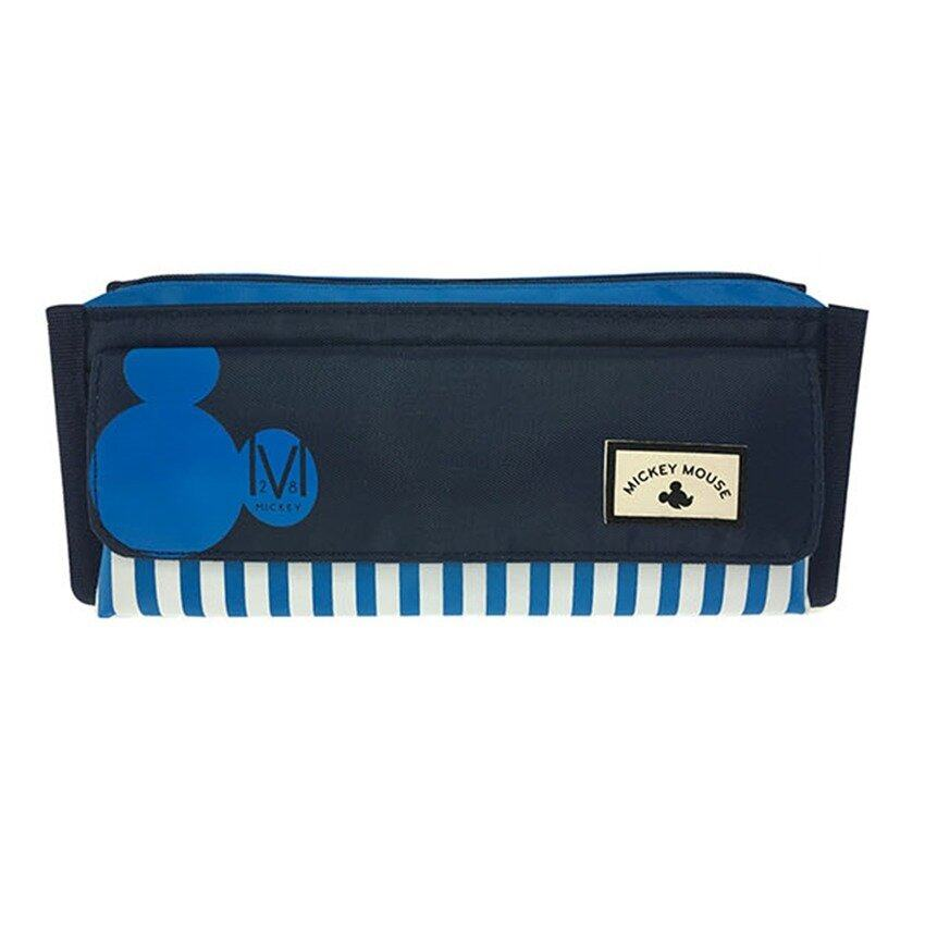 Disney Mickey Adult Pencil Bag - Blue Colour