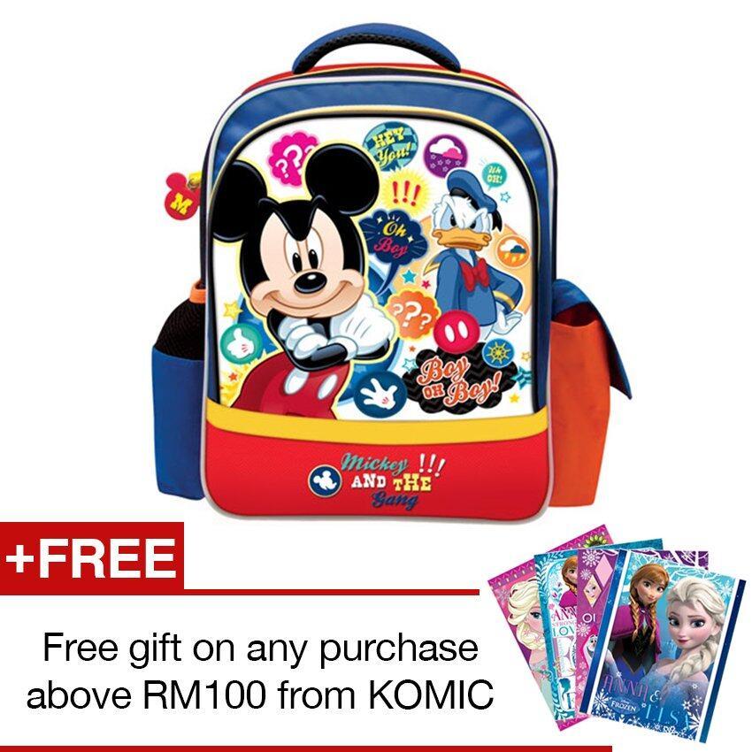 Disney Mickey Pre School Bag
