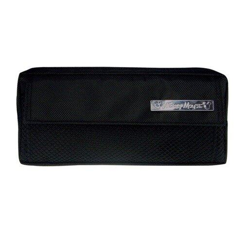 Disney Mickey Square Pencil Bag - Black Colour