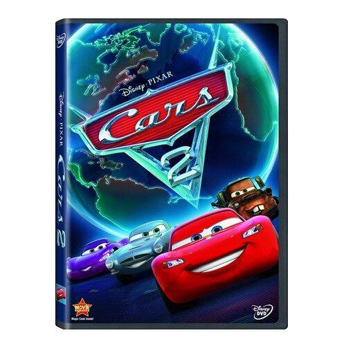 Disney Pixar Cars 2 - DVD