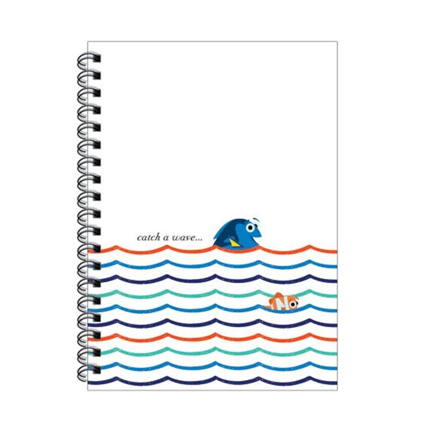 Disney Pixar Finding Dory A5 100S' Hard Cover Note Book - Dory