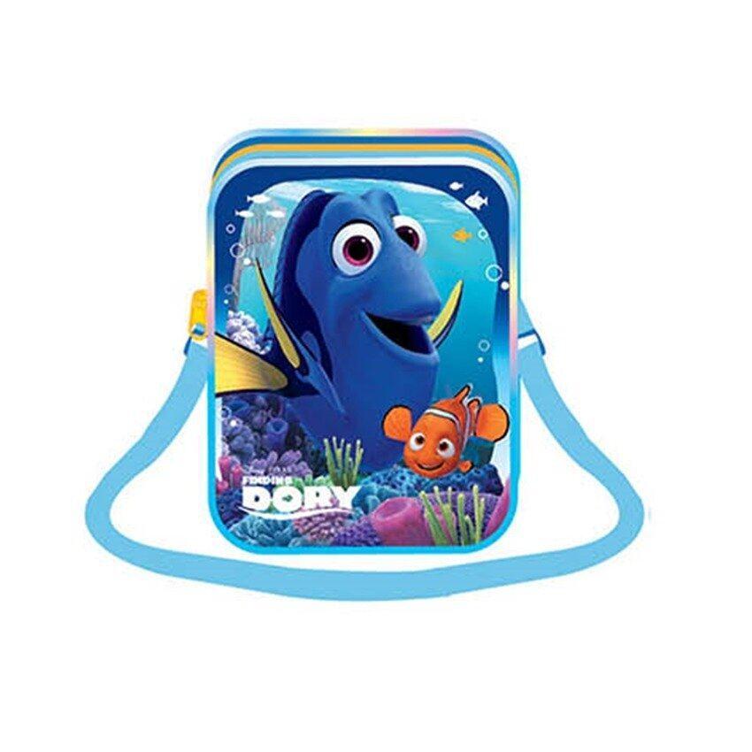 Disney Pixar Finding Dory Sling Bag - Blue Colour
