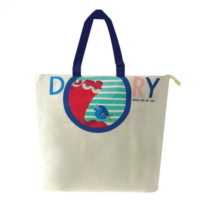 Disney Pixar Finding Dory Tote Bag - Blue Colour Handle