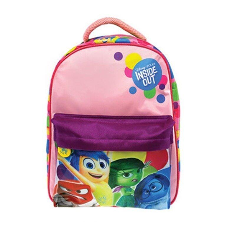 Disney Pixar Inside Out Backpack - Pink And Purple