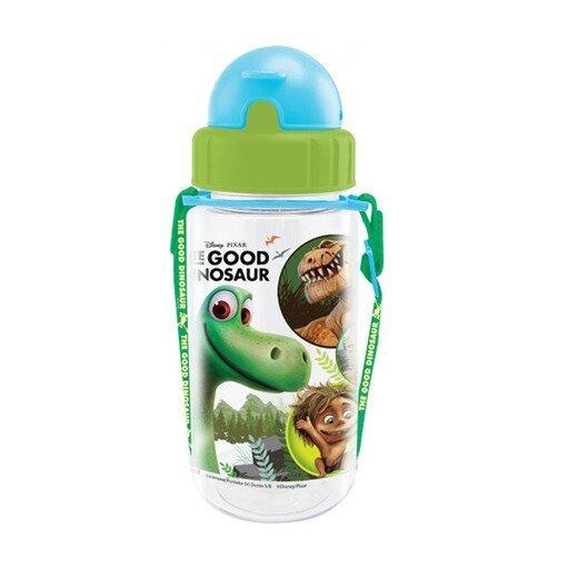 Disney Pixar The Good Dinosaur 350ML Tritan Bottle - Green Colour