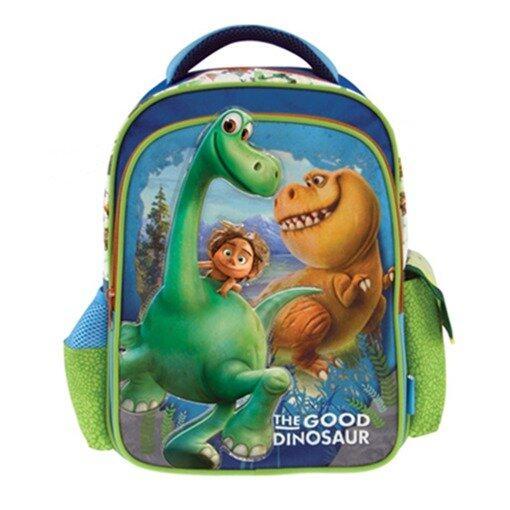 Disney Pixar The Good Dinosaur Pre School Bag - Green Colour