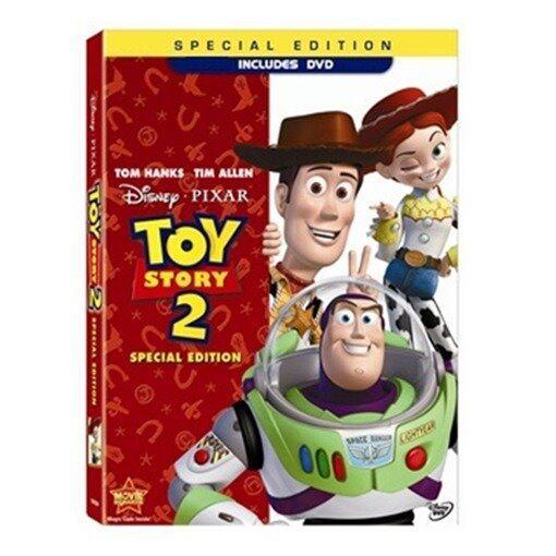 Disney Pixar Toy Story 2 - DVD