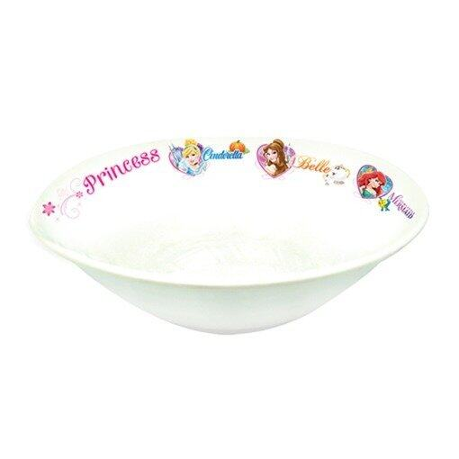 Disney Princess 7'' Soup Bowl - White Colour