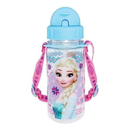 Disney Princess Frozen 350ML Tritan Bottle - Blue Colour