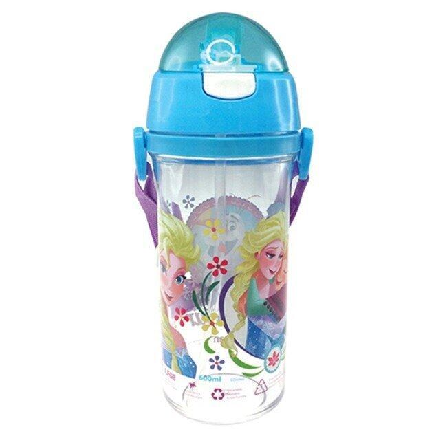 Disney Princess Frozen 600ML Tritan Bottle Blue