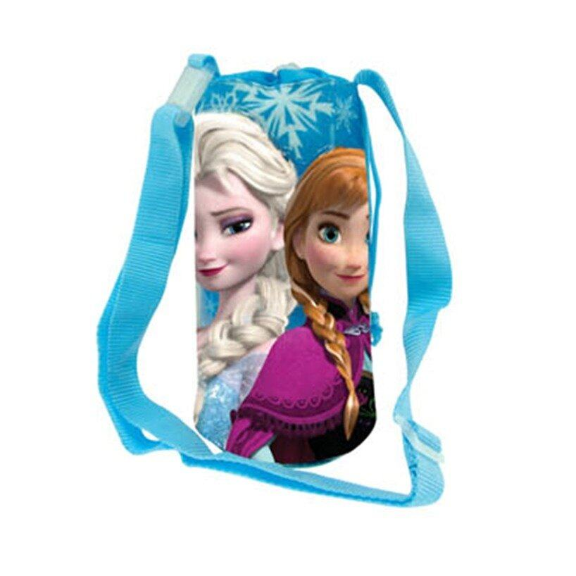 Disney Princess Frozen Bottle Holder - Blue Colour