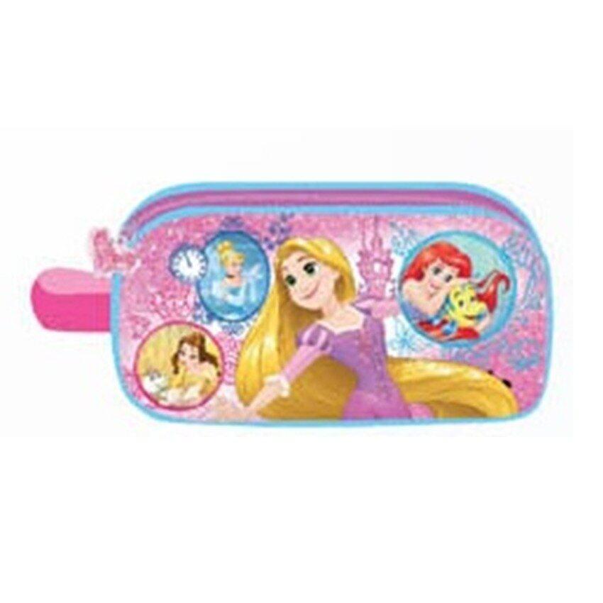 Disney Princess Pencil Bag - Pink Colour