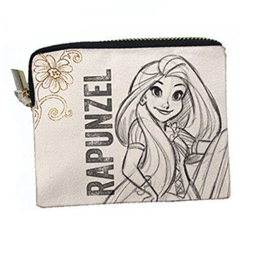 Disney Princess Rapunzel Adult Pouch - White Colour
