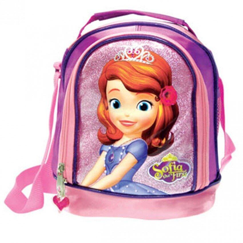 Disney Princess Sofia Lunch Bag - Purple Colour