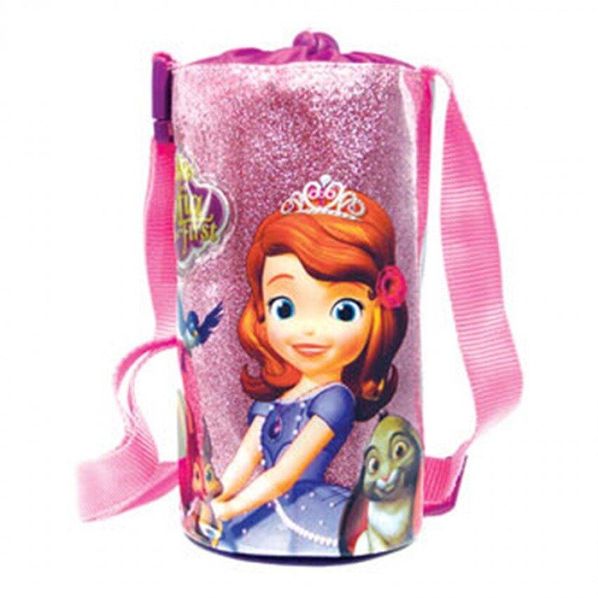 Disney Princess Sofia Water Bottle Holder - Purple Colour