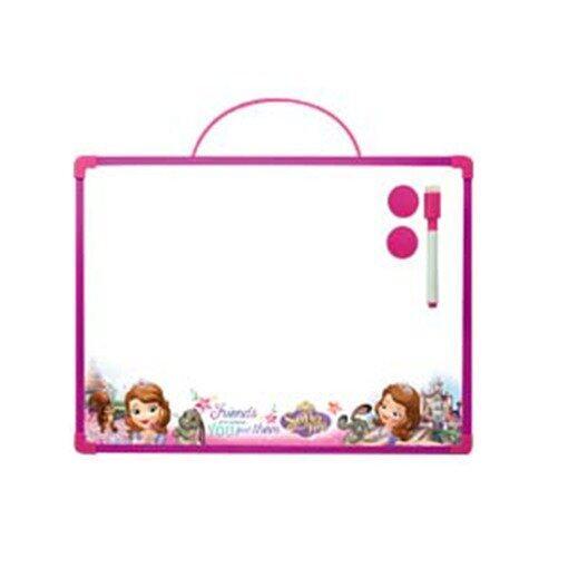 Disney Princess Sofia White Board - Purple Colour