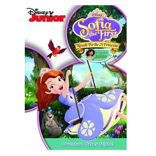 Disney Sofia The First Ready To Be A Princess - DVD