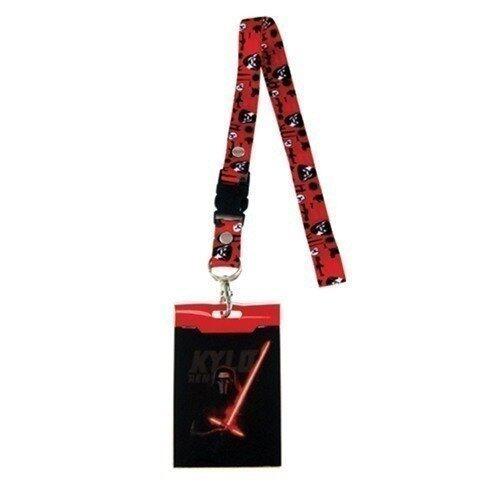 Disney Star Wars Kylo Ren Card Holder - Black Colour