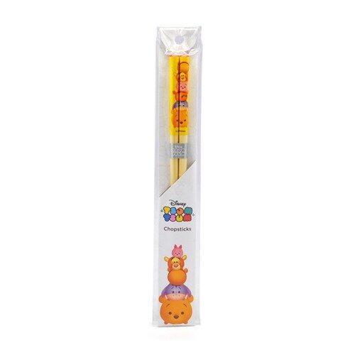 Disney Tsum Tsum Bamboo Chopstick - Winnie The Poh
