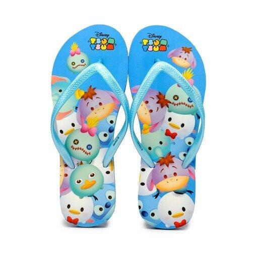 Disney Tsum Tsum Flip Flops - Blue