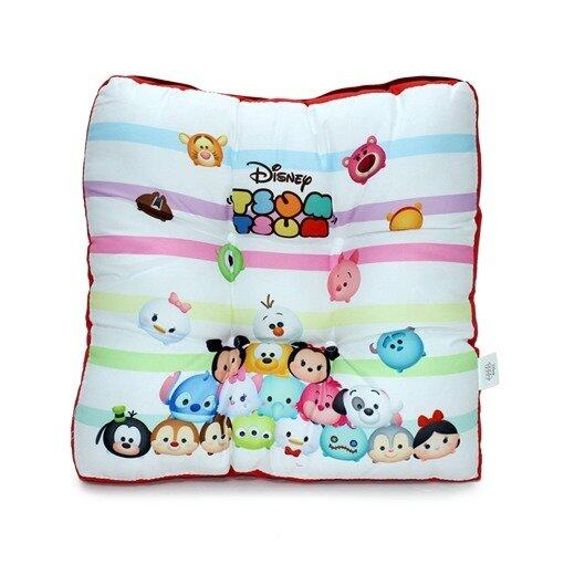 Disney Tsum Tsum Seat Cushion - Red Colour