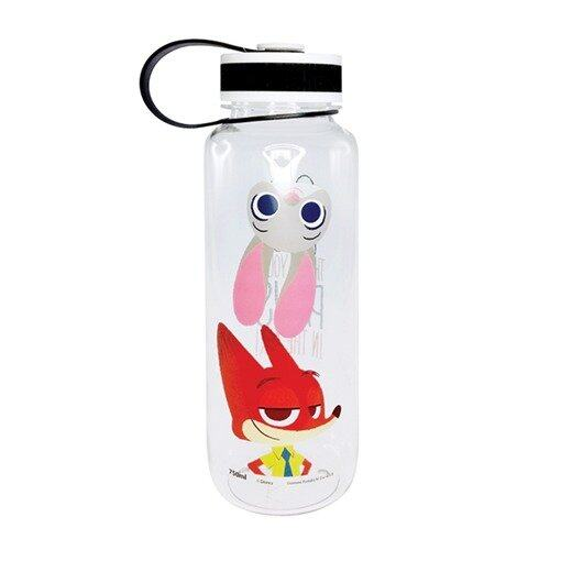 Disney Zootopia 750ML Tritan Bottle - Nick And Judy