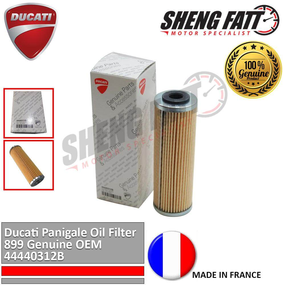 Ducati Panigale Oil Filter 899 Genuine OEM 44440312B [ORIGINAL]