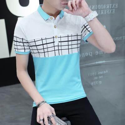 JYS Fashion Korean Style Men Polo Shirt Collection 303 - 936