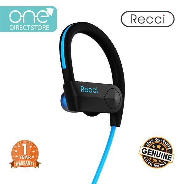 Recci Bluetooth 4.0 Wireless Earphone with Mic - Inpulse