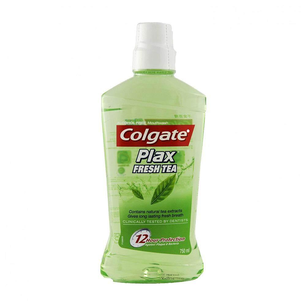 Colgate Plax Fresh Tea Mouthwash 750ml