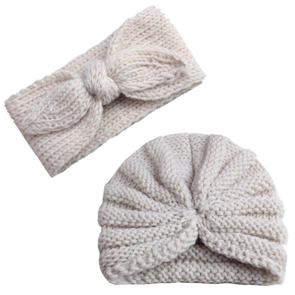 Hình ảnh Mũ Ralphshop Cho Trẻ Em Bé Trai Sơ Sinh Cô Gái Khăn Đội Đầu Dệt Kim Băng Đô Mũ Len Mũ Nón Miễn Phí Vận Chuyển