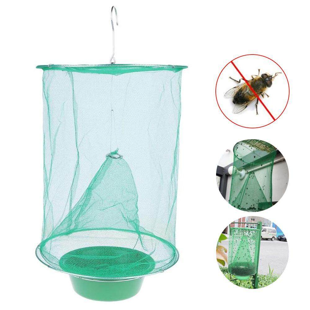 OrzBuy BackBurn Fly Traps/Catcher Outdoor, 2019 The Ranch Fly Trap - The  Most Effective Trap Ever Made for Parks,canteens, restaurants,green